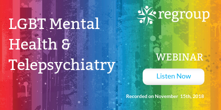 LGBT Mental Health and Telepsychiatry